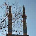 Doppelminarette der Jame-Moschee