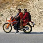 Im Iran auf 200ccm begrenzt: Motorräder