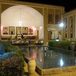Hotel Laleh in Yazd - wie in 1000 und eine Nacht