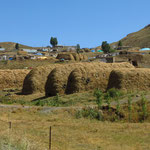 Anatolisches Dorf bei Horasan