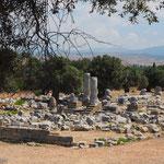 Antike Ausgrabungen in Teos