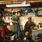 Werkstatt in Maku