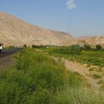 Flusstal Zamur Chay
