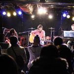 今村伸也 & サポート:おかこ (カホン) , ずっきー (キーボード)