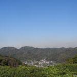 三井 修 「二子山遠景 秋 Ⅱ」 2014.11.27撮影