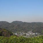 三井 修 「二子山遠景 秋 Ⅰ」 2014.11.27撮影