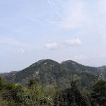 2016年4月9日撮影 三井修 「西から見た二子山」(2)