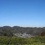 三井修 「二子山遠景 冬1」 2015年01月18日撮影
