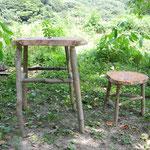 160814名取洋 「テーブルセット」