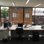 事務所の全体像です
