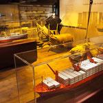 Martimes Museum: Handelsschiffahrt.