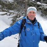 Schneeschuhguide Mario Salis