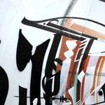 """Velorution"" copenhagen mural / Zepha aka Vincent Abadie Hafez 2014"