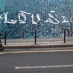 Mural Jalousie urbaine; Paris 20e Ménilmontant; Artazoï; Zepha; 2014
