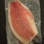 Tilapia Fillet Sashimi Grade (IZUMIDAI) いずみ鯛フィレ