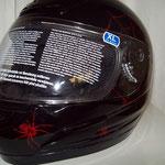 Motorradhelm Spider