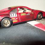 Ferrari Diorama
