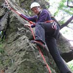 Klettern am Dachstein / Klettergebiet Steinicht