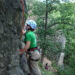 Klettern am Zwerg / Steinicht