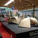 Tent City - Zelte in allen Grössen, Konstruktionen und Farben