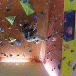 Trainingsabend in der neuen Boulderhalle Plauen