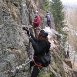 Walter Keiderling Klettersteig