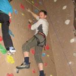Kletterfahrt in den Sportpark am Untreusee in Hof