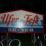 das Uferfest in Wasserburg war unser kulturelles Highlight am Abend