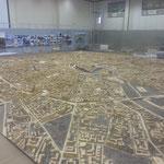 Moskauer Stadtmodell, Massstab 1:500