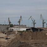 Grossbaustelle Hafen