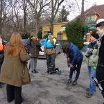 Der ORF besucht Walking and Talking - (c) Renate Hochmeister