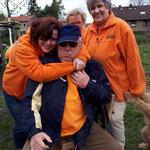 Gisela, Walter und Melli haben Spaß!