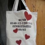 """Das war im ersten Leben ein """"Einheitszelt"""" der Bundeswehr..."""
