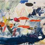 Katja Bonnländer, Kartenhaus, ABC Westside Galerie
