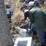 水子地蔵掘り起し プルデンシャル生命保険