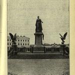 Памятник императице Екатерине Великой