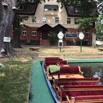 Kahnfahrt nach Leipe - Spreewald Hotel Leipe