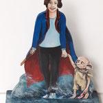 Personalisierte Figur nach Fotovorlage und Thema Hobby