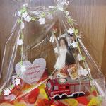 tolles Hochzeitsgeschenk für Feuerwehrmann