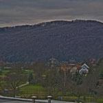 Blick auf Dinkelberg