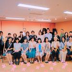 沢山の生徒さんが参加した、楽しいおさらい会となりました。   白...