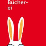 Oster-Poster der Buchhandlung am Partnachplatz, erstellt im Netzwerk eva - erste virtuelle agentur