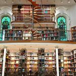 Bücherwelten in der Vorarlberger Landesbibliothek