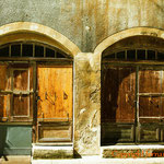 Doors at Beaune (France)