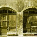 Doors at Beaune (France)