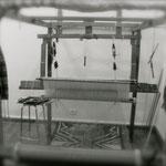 Artisanat berbere Métier à tisser horizontal