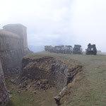 Festung auf dem Colle Tende