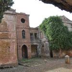 Verlassene Stadt Im Südwesten von Sardinien