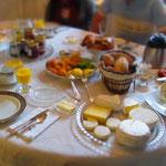 Petit déjeuner août 2012
