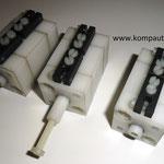 KOMPAUT - Cilindri pneumatici completamente in tecnopolimero